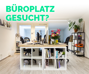 Schreibtischplatz in der Kölner Südstadt mieten
