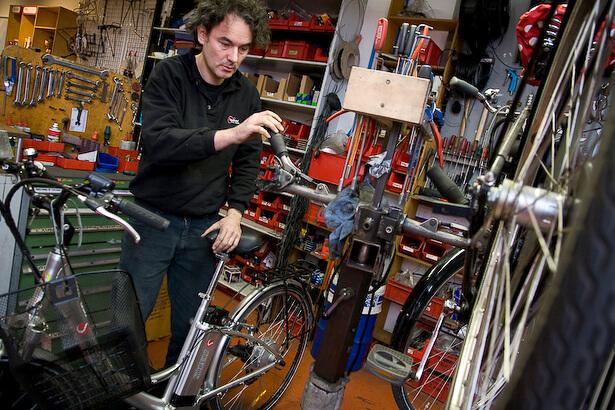 Fahrrad Köln Südstadt