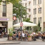 Bagatelle in der Alteburger Straße Köln