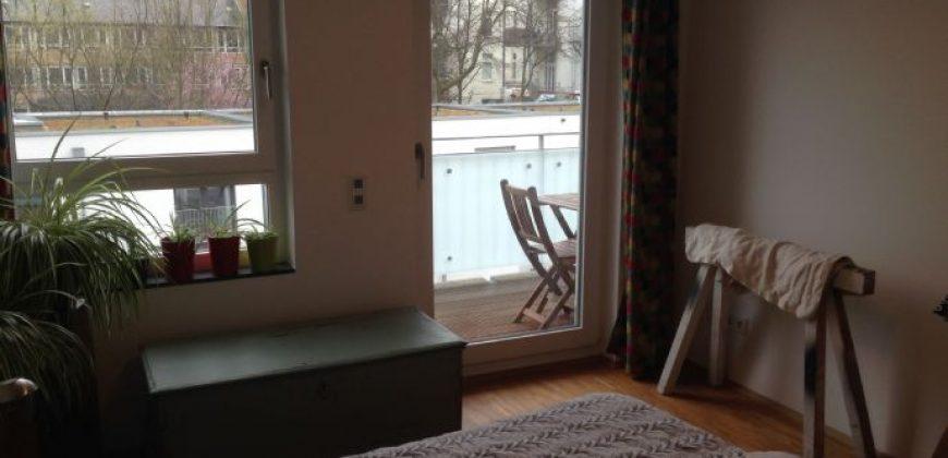 Möblierte helle 3 Zimmer Wohnung in Köln, Alteburger Str zu vermieten (befristet 1-3 Jahre)