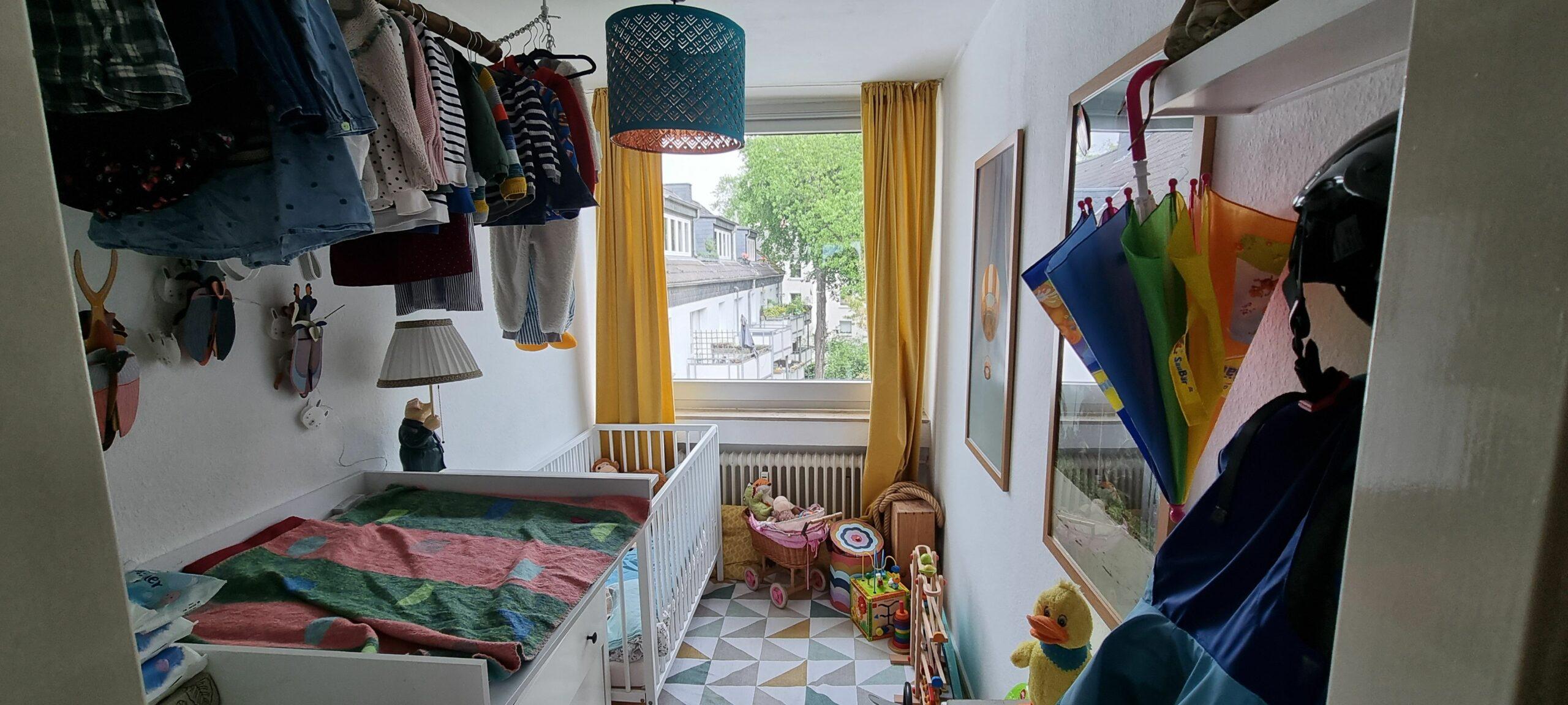 68 qm große 3 Zimmer Mietwohnung zum 15.07 im Pantaleonsviertel frei
