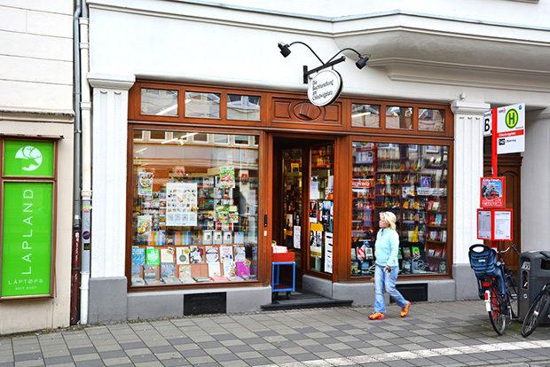 Buchhandlung am Chlodwigplatz