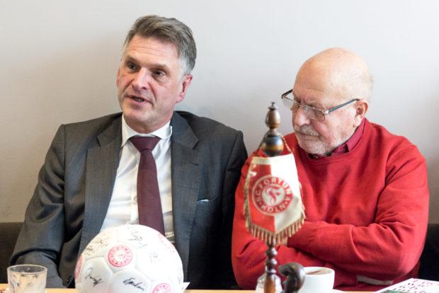 70 Jahre Fortuna Köln - Meine Südstadt