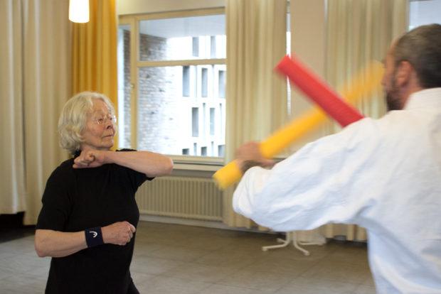 Selbstverteidigung für Senioren - Meine Südstadt Köln