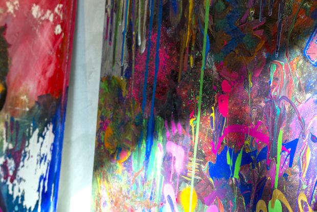 Sylver - Kunst - Ausstellung