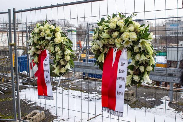 Tragödie ohne Ende - Gedenkfeier Stadtarchiv