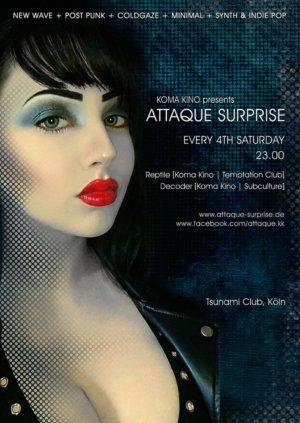 Attaque Surprise - Tsunami