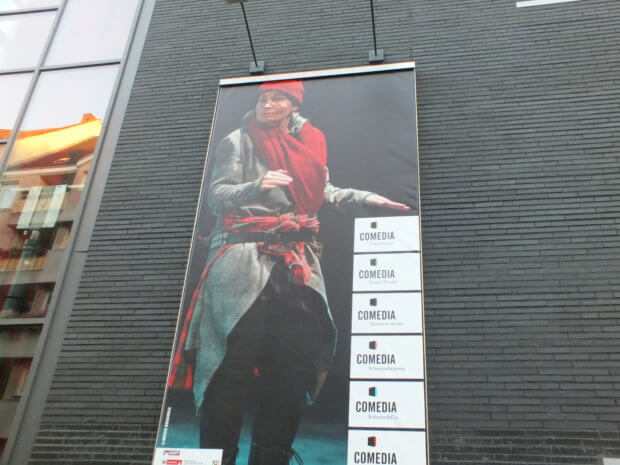 Neue Premieren, Spielzeit, COMEDIA Theater