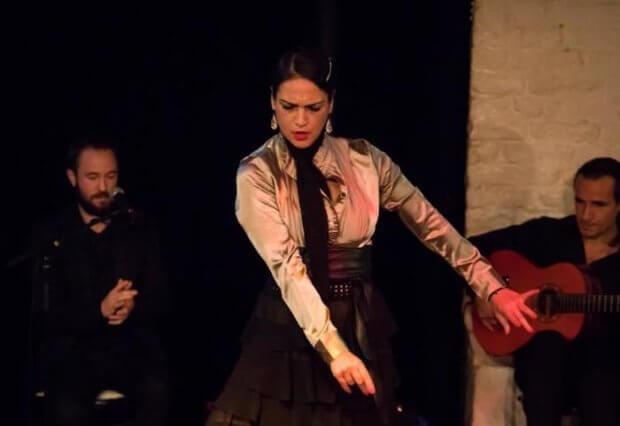 Unter Flamenco Freunden – Konzert und Tanz mit Franco