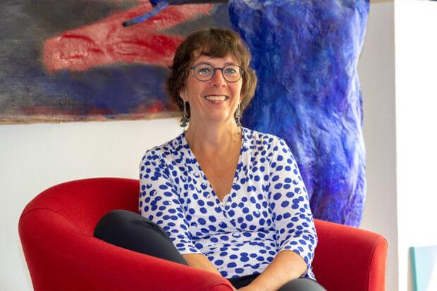 Judith Grümmer - Portrait