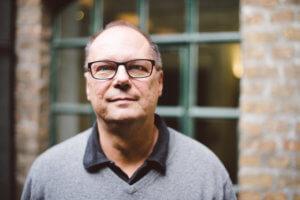 Peter Bitzer, Geschäftsführer von laif