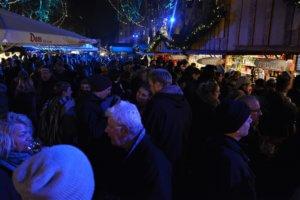 Weihnachtsmarkt am Chlodwigplatz