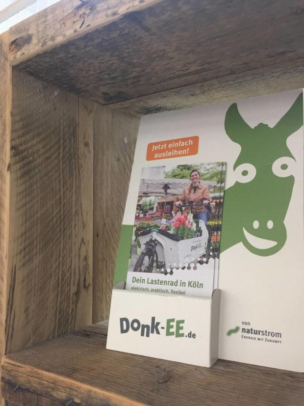 Lastkrad-Kampagne von Donk-EE