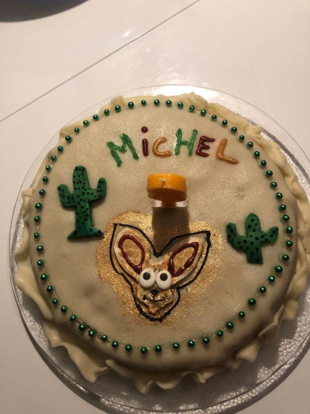 Geburtstagskuchen für Kind von Mirja Boes