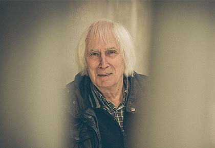 Hartmut Priess, langjähriger Bassist der Bläck Fööss