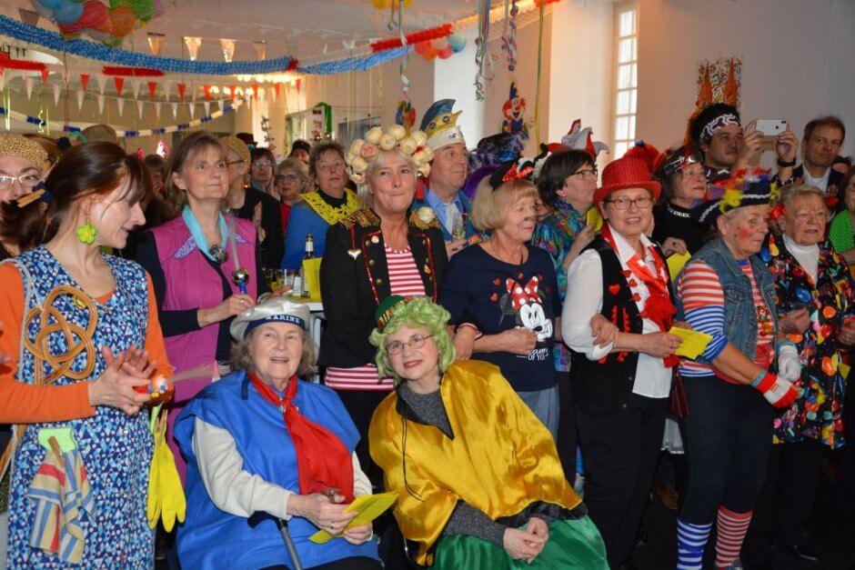 Evangelische Kirchenverband Karneval