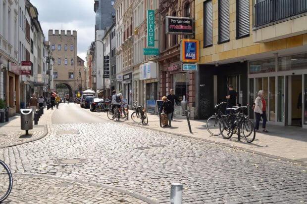 Severinsstraße wird digital – Die Südstadt wappnet sich für die Zukunft