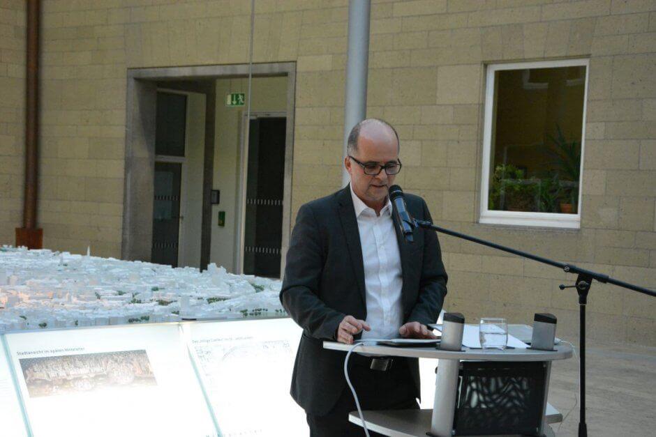 Konzeptvergabe Ausstellung Rathaus