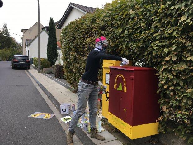 Postkasten Bonn