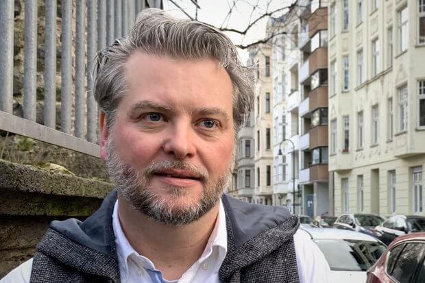 """Dietmar Geigle, Autor von """"Ausgerechnet Graceland"""""""