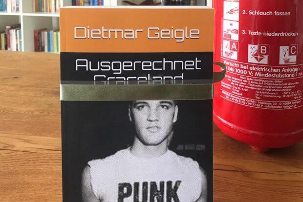 Buch von Dietmar Geigle