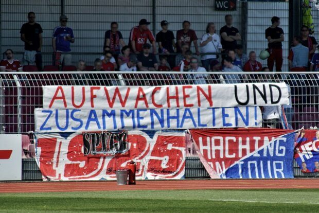 Fanreport Fortuna Köln gegen Unterhachingen