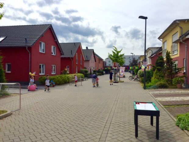 Rote Siedlung Bullerbü, Widdersdorf