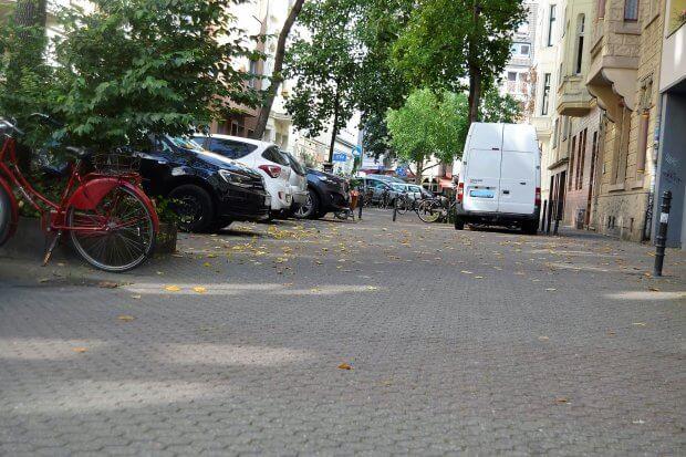 Maria Hilf Straße