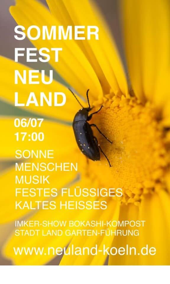 NeuLand Sommerfest