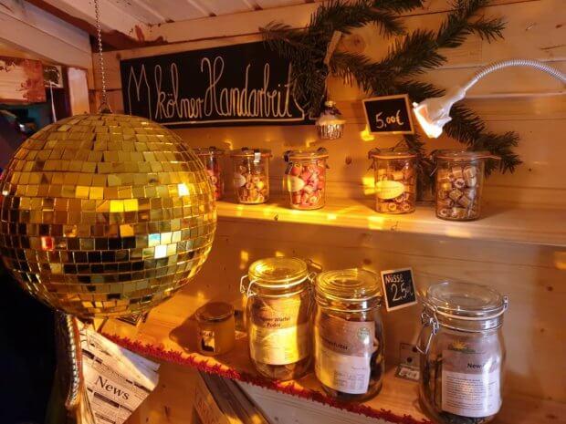 Carlas Büdchen - kleinster Weihnachtsmarkt
