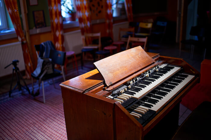 Hammond organ grooves_meinesuedstadt
