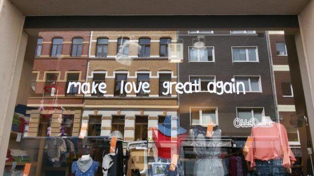 make love great again_meinesuedstadt