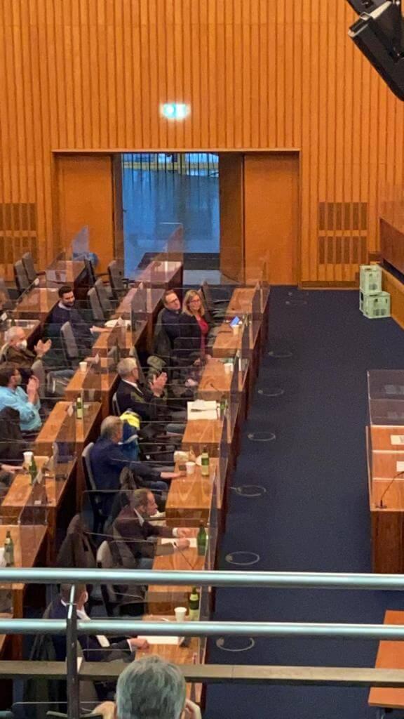 Wahl zu den Bezirksvertretungsposten am 12. November