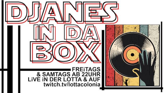 DJanes in da box_meinesuedstadt